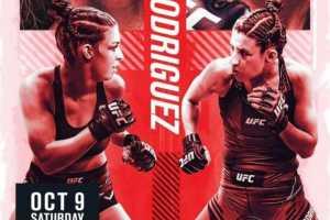 Кард турнира UFC Fight Night 194