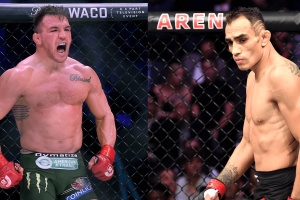 Майкл Чендлер хочет выступить на UFC 254 против Фергюсона
