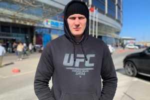 Сергей Павлович возвращается в октагон на UFC Fight Night 191