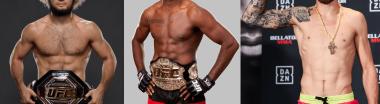 Непобежденные бойцы UFC и ММА