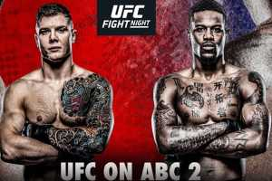 Результаты турнира UFC on ACB 2