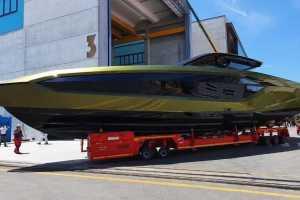 Макгрегор засветил очередное роскошное приобретение – яхту Lamborghini