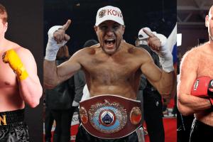 Лучшие российские боксеры
