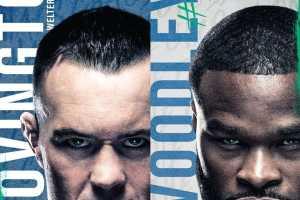 Кард турнира UFC Fight Night 178: Covington vs Woodley