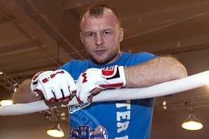 Шлеменко: Готов подраться с любым из ТОП-10 UFC