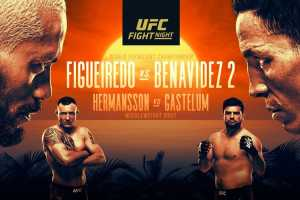 Кард турнира UFC Fight Night 172: Фигейредо – Бенавидес 2