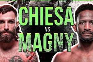 Кард UFC Fight Island 8