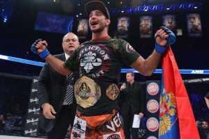 Андрей Корешков будет драться 13 августа на турнире Bellator 264