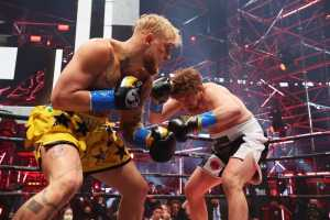 Тайрон Вудли и Джейк Пол проведут боксерский поединок