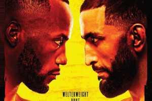 Кард турнира UFC Fight Night 187
