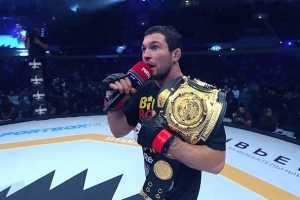 Эдуард Вартанян: Возможно, в октябре я перейду в UFC