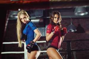Бокс для девушек – за и против