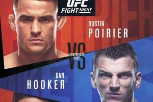 Кард турнира UFC on ESPN 12: Порье – Хукер