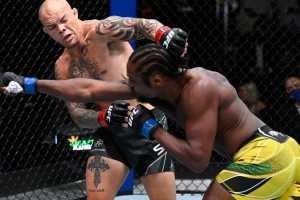 Результаты турнира UFC Fight Night 192