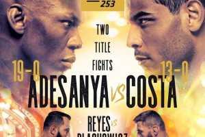Результаты UFC 253