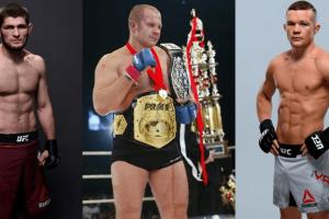 Лучшие российские бойцы ММА