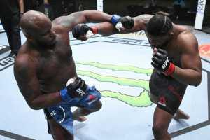 Результаты UFC Vegas 19