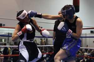 Как поставить удар в боксе?