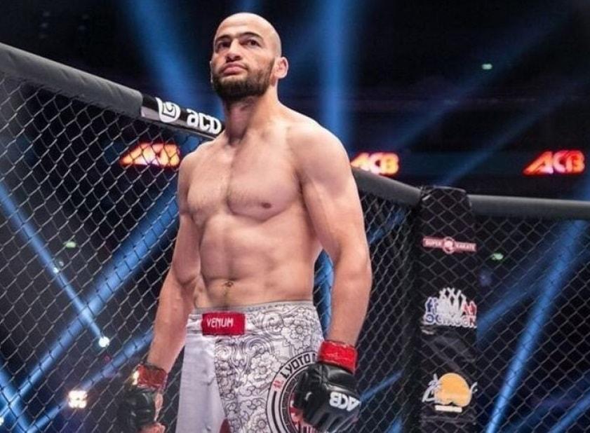 Альберт Дураев - боец MMA: биография, статистика и лучшие бои