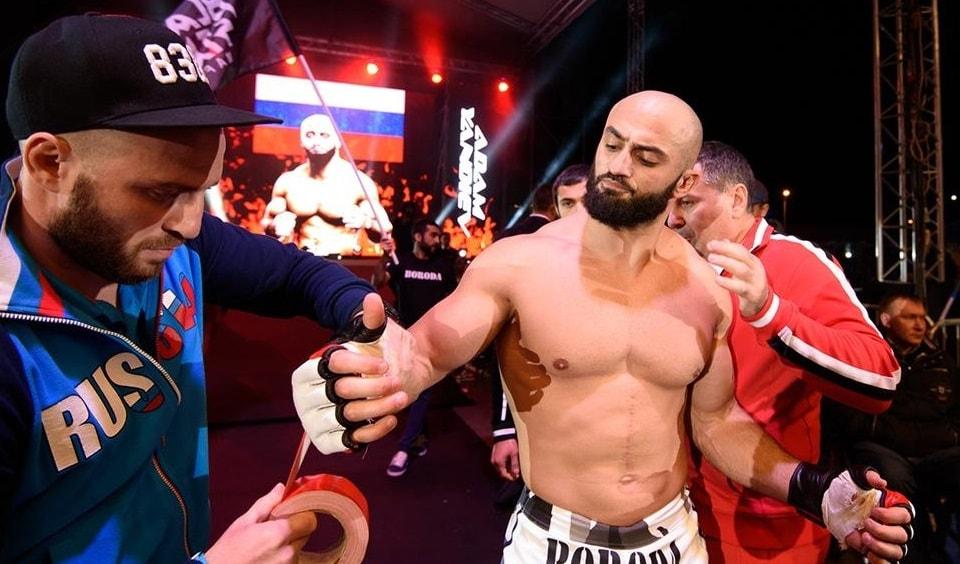 Адам Яндиев - боец UFC: биография, статистика и видео лучших боёв