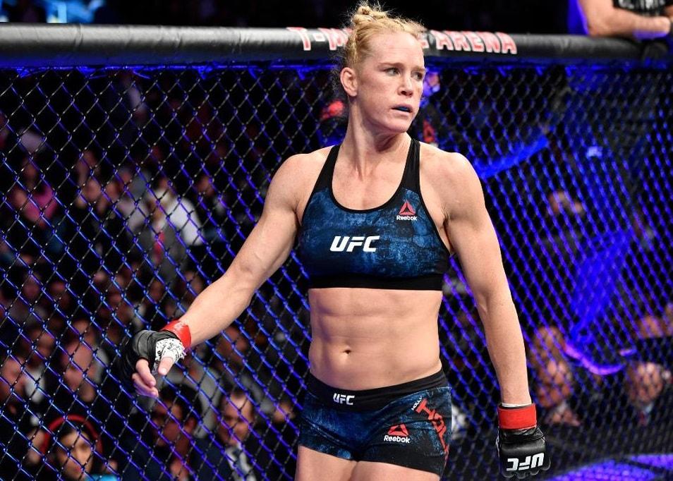 Холли Холм - бывшая чемпионка UFC: биография, статистика и лучшие бои