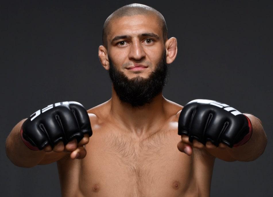 Хамзат Чимаев - боец UFC: биография, статистика и лучшие бои