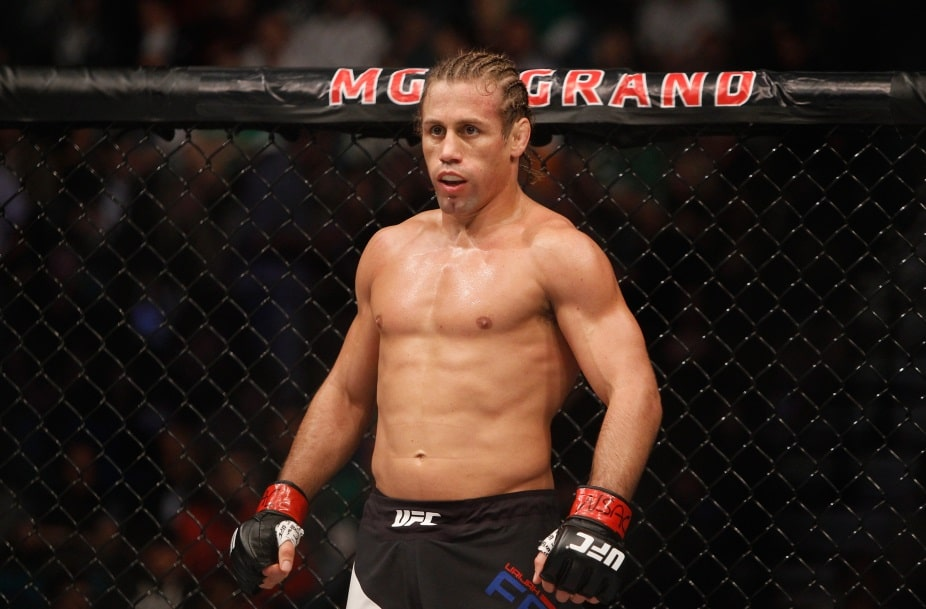 Юрайя Фейбер - член зала славы UFC: биография, статистика и лучшие бои