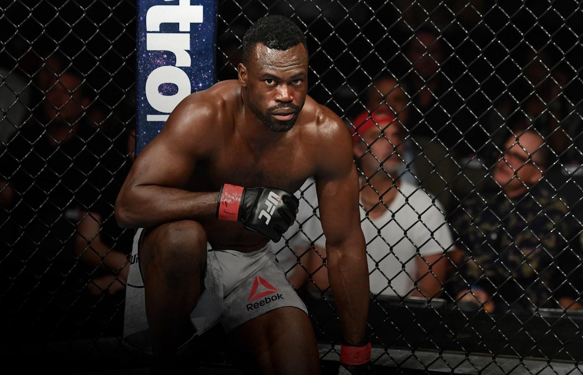 Юрайя Холл - боец UFC: статистика, биография и видео поединков