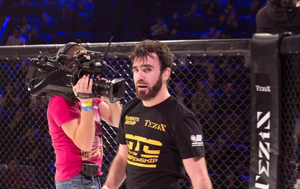 Али Абдулхаликов - боец MMA: биография, статистика и лучшие бои