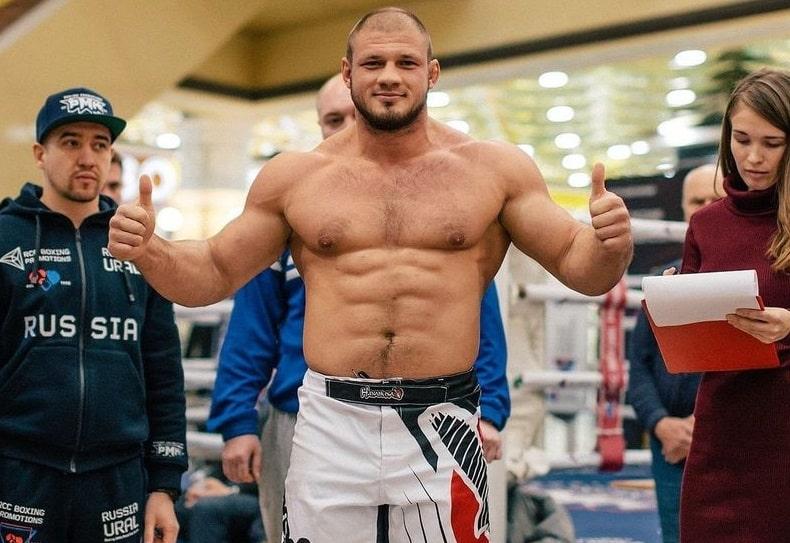 Иван Штырков - боец российского ММА: статистика, биография и лучшие бои