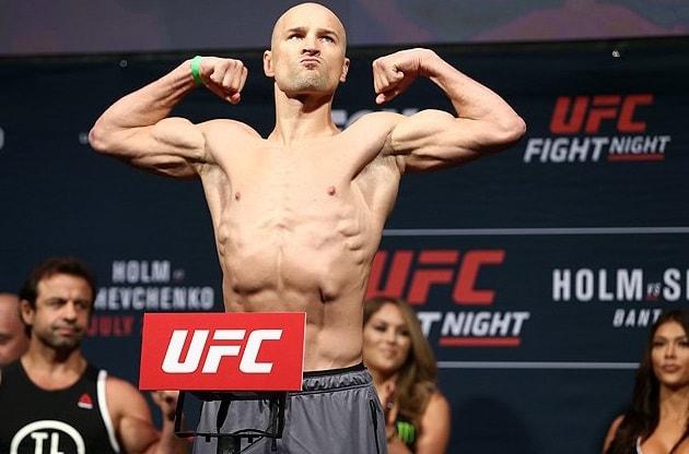 Александр Яковлев - российский боец UFC: биография, статистика и лучшие бои