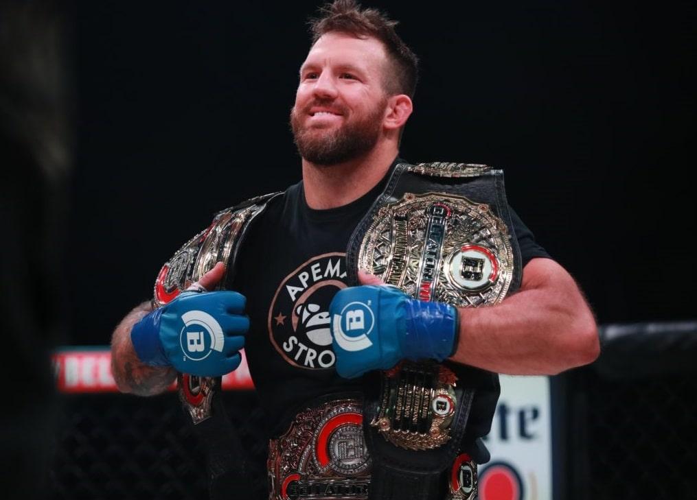 Райан Бейдер - боец Bellator: биография, статистика и лучшие выступления
