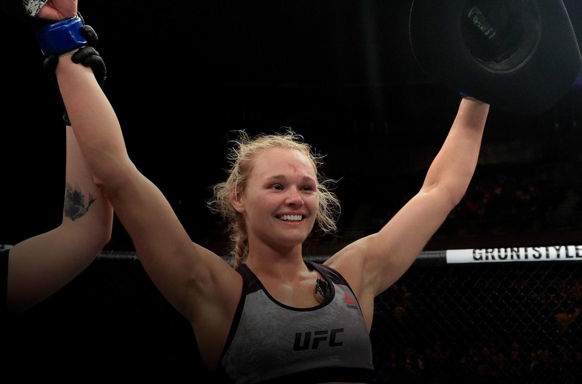 Андреа Ли - боец UFC: биография, статистика и лучшие бои