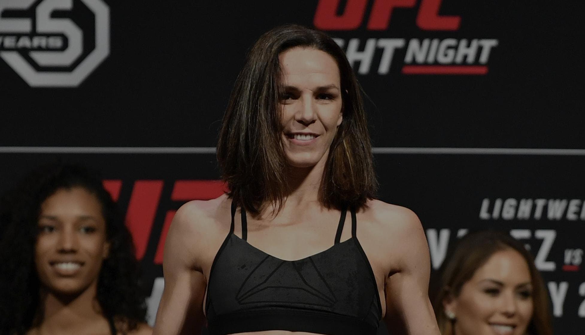 Алексис Дэвис - боец UFC из Канады: биография, статистика и лучшие бои