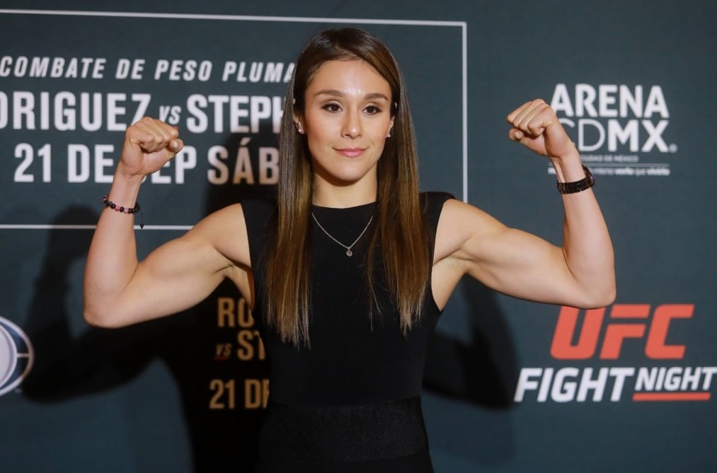 Алекса Грассо - боец UFC: биография, статистика и видео боёв