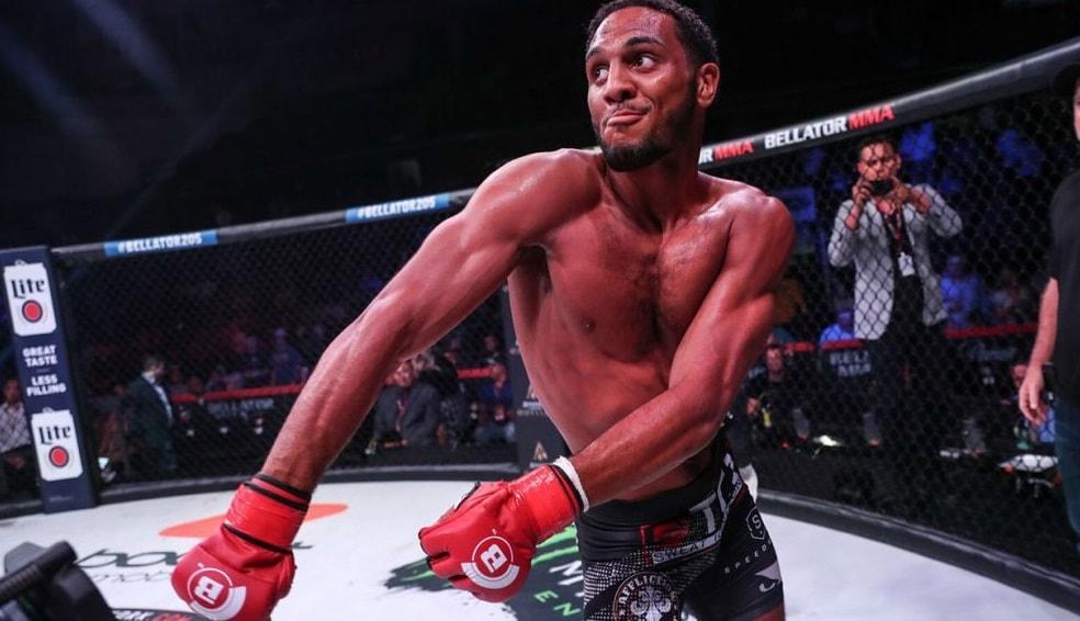 Эй Джей Макки - боец Bellator: биография, статистика и видео лучших выступлений