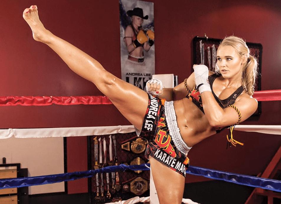 Анастасия Янькова - боец Bellator: биография, статистика и лучшие бои