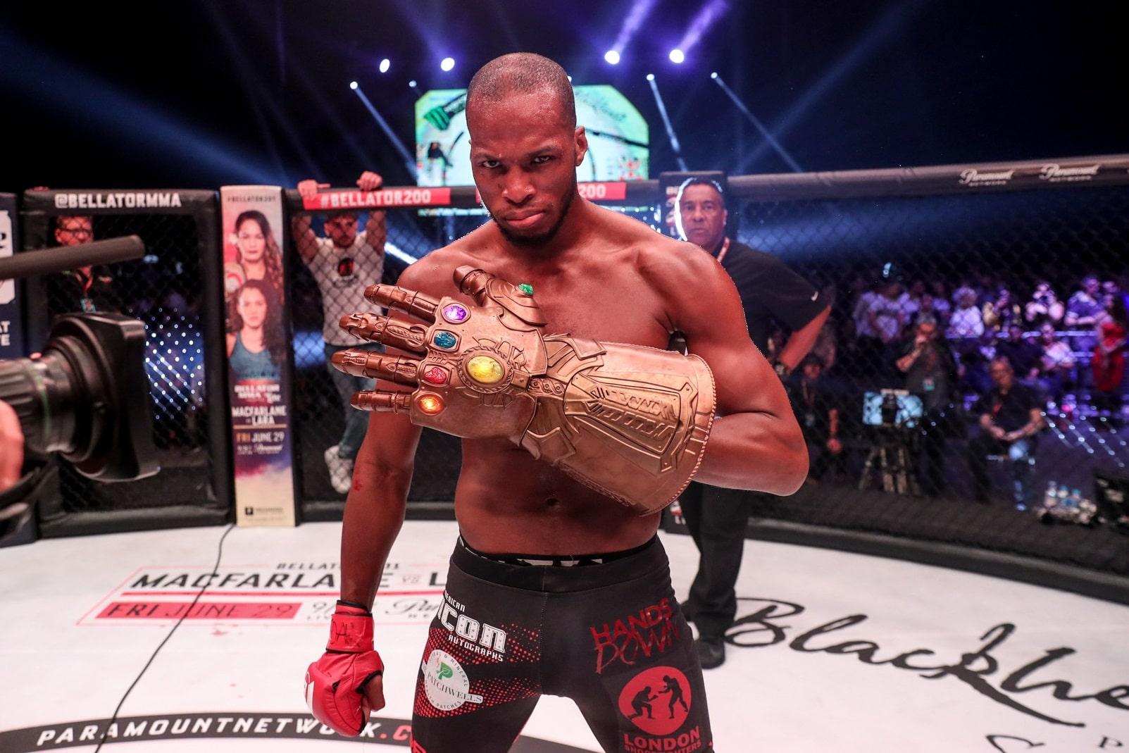 Майкл Пейдж - боец Bellator: биография, статистика, видео лучших боёв
