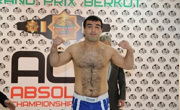 Артур Гусейнов - боец MMA: биография, статистика, лучше бои