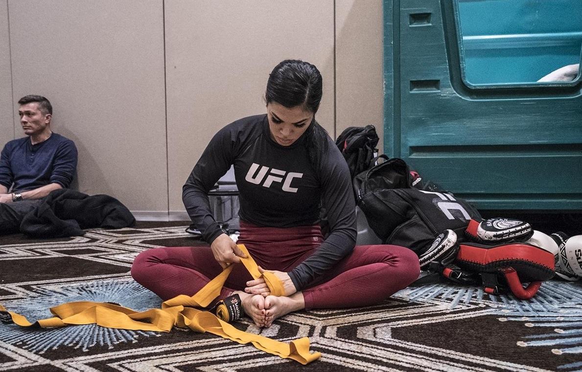 Рэйчел Остович - боец UFC: биография, статистика и лучшие бои