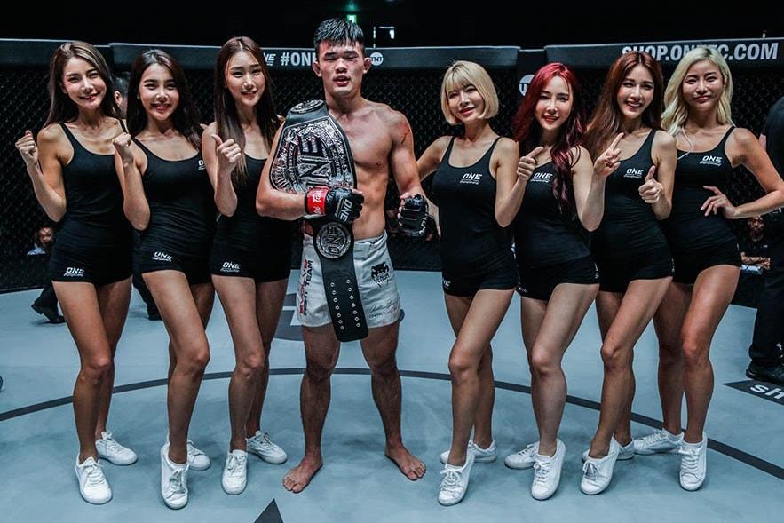 Кристиан Ли - боец One Championship: биография, видео боёв и статистика поединков