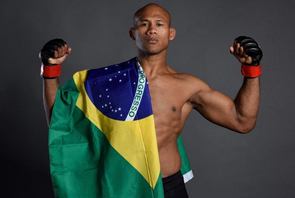 Роналду Соуза - топовый средневес ММА из UFC: биография, лучшие бои и статистика выступлений