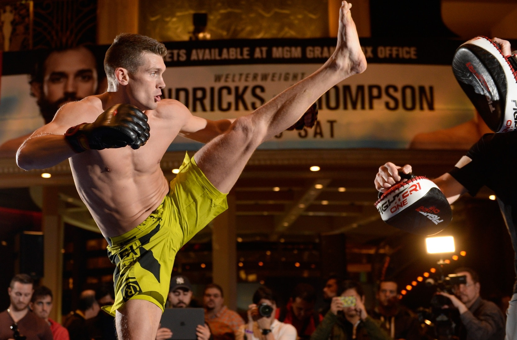 Стивен Рэндалл – боец UFC: биография, статистика и лучшие бои