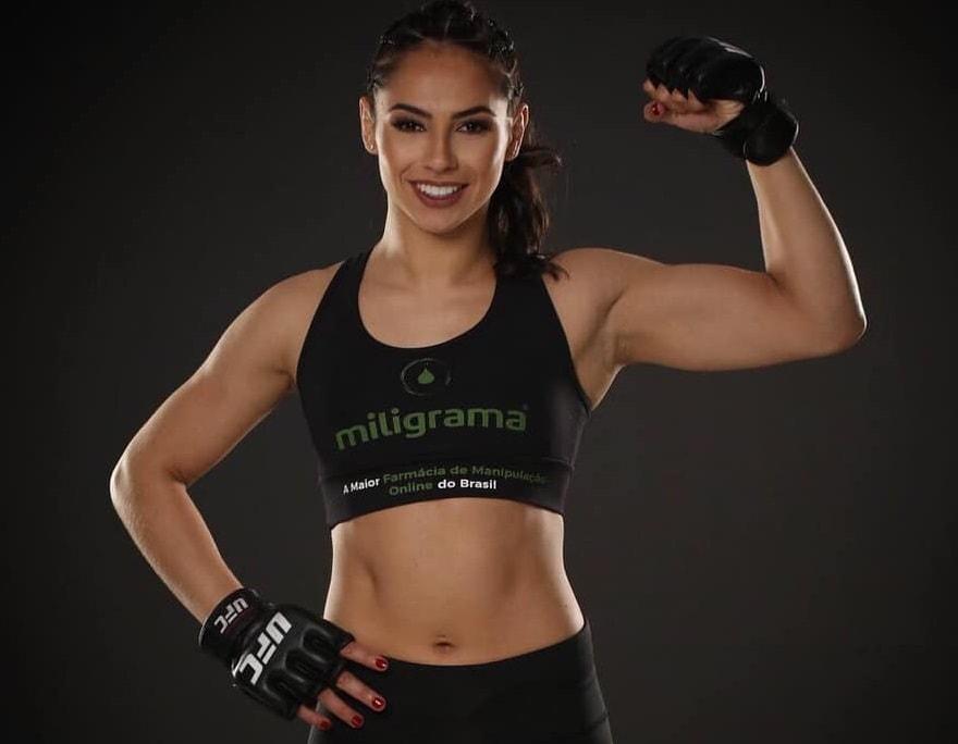 Ариана Липски - боец UFC: биография, карьера в UFC, видео боёв