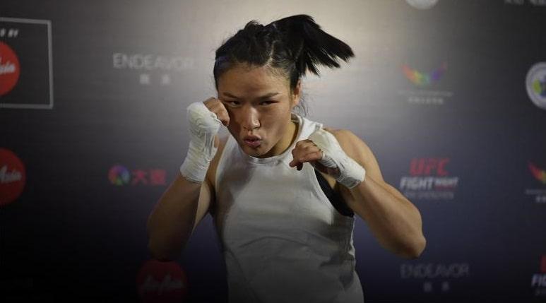Вейли Жанг - боец UFC: биография, карьера, статистика и видео боёв