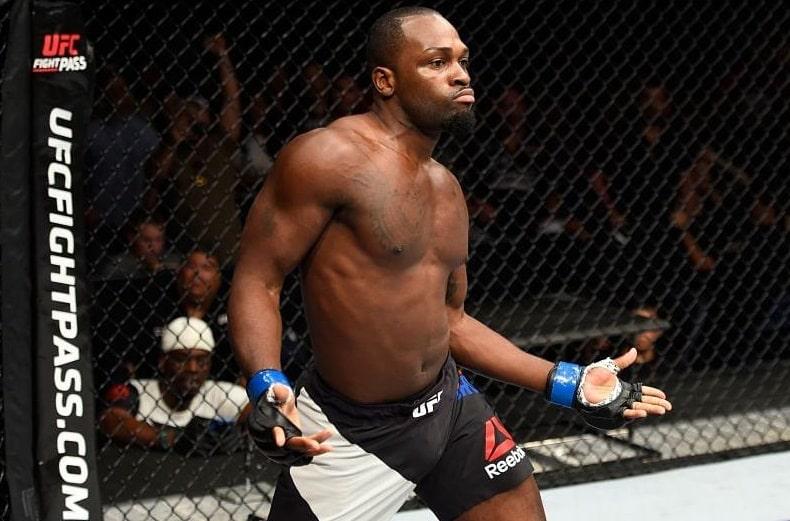 Дерек Брансон - топовый боец UFC: биография, статистика и видео боёв