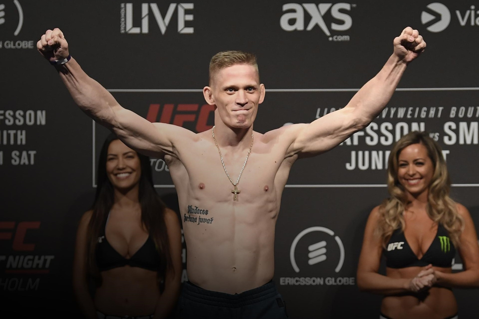Сергей Хандожко - боец UFC: биография, карьера в UFC, статистика и видео боёв