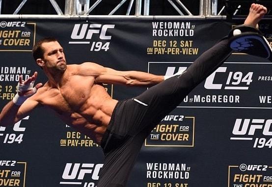 Люк Рокхолд: карьера в Strikeforce и UFC, биография бойца, статистика и видео боёв