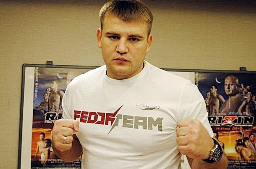 Кирилл Сидельников - боец Bellator: биография, статистика и видео боёв
