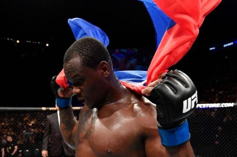Овинс Сен-Пре - боец UFC: биография, статистика и видео лучших боёв